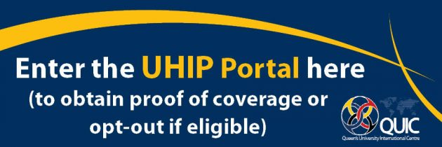 Obtaining proof or opting-out of UHIP
