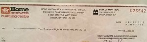 scam about overpayment fake cheque